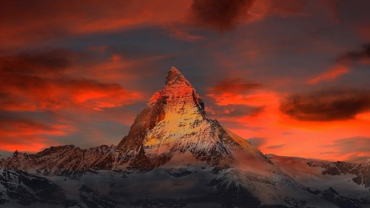 Matterhorn Alps