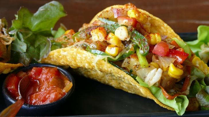 Traveling, San Diego, Food, Taco