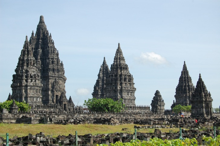 Prambanan/ Image by Deny Sabri from Pixabay