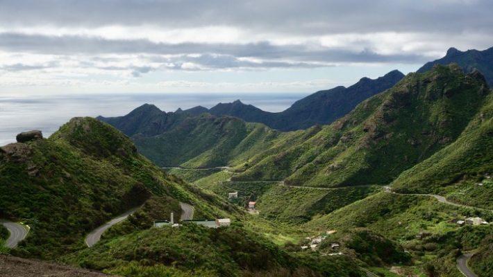 Traveling, Spain, Hiking, Options, Tenerife