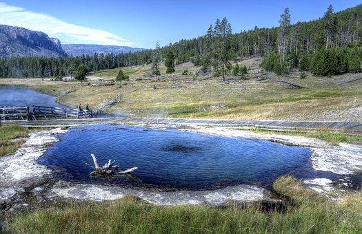 Traveling, California, Wilbur Hot Springs