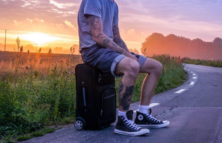 Tattoo traveler