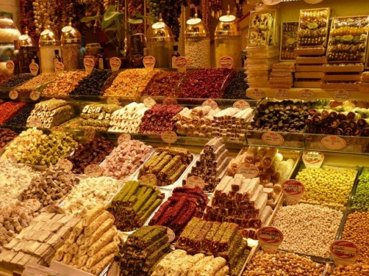 Traveling, Food, Countries, Options, Turkey