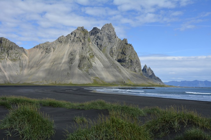 Vestrahorn, near the town of Hofn/ Image by anncapictures from Pixabay