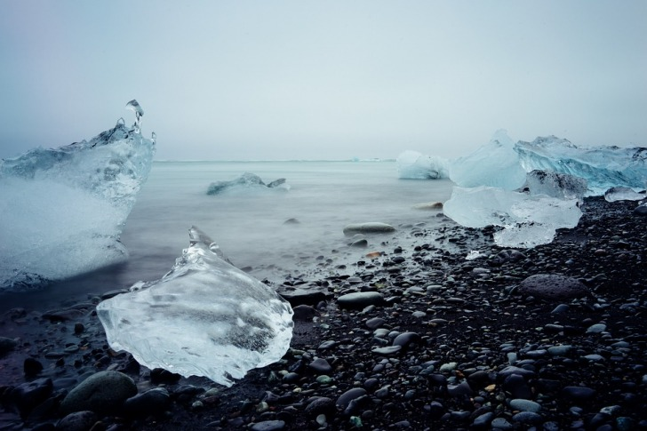 Iceberg watere