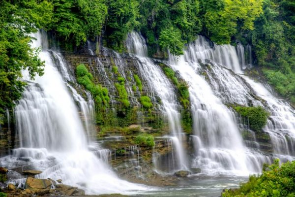 Traveling, Tennessee, Best Parks, Fall Creek Falls State Park