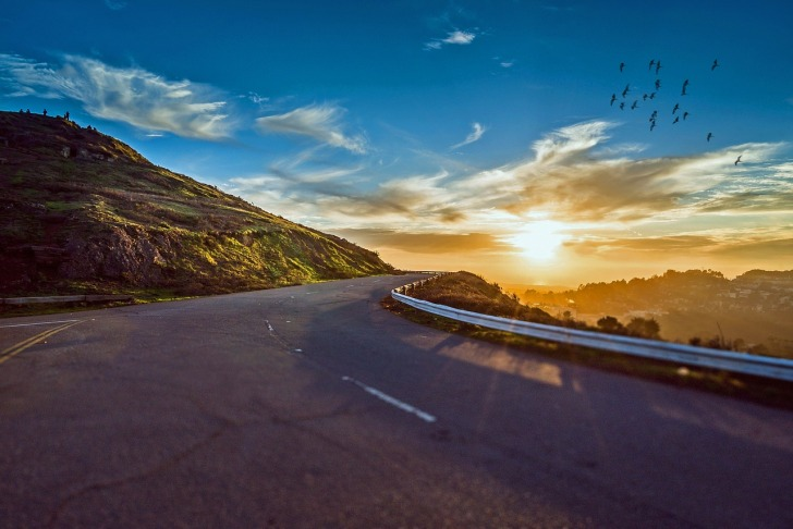 Traveling, Road Trip, Destinations