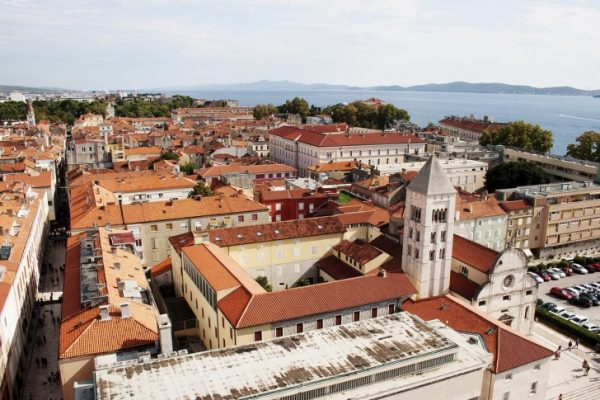 Traveling, Vacations, Croatia, 10-day Trip, Zadar